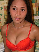 Nubile filipina amateur Wendy shows off her smooth shaved and waxed pussy